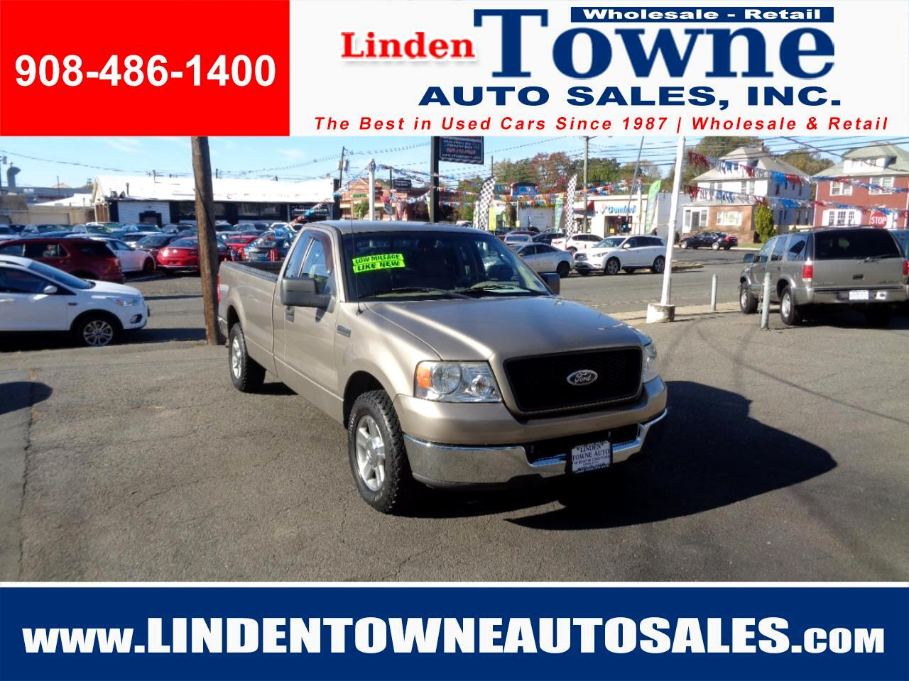 2005 Ford F-150 XLT 8ft Long Bed Pick Up