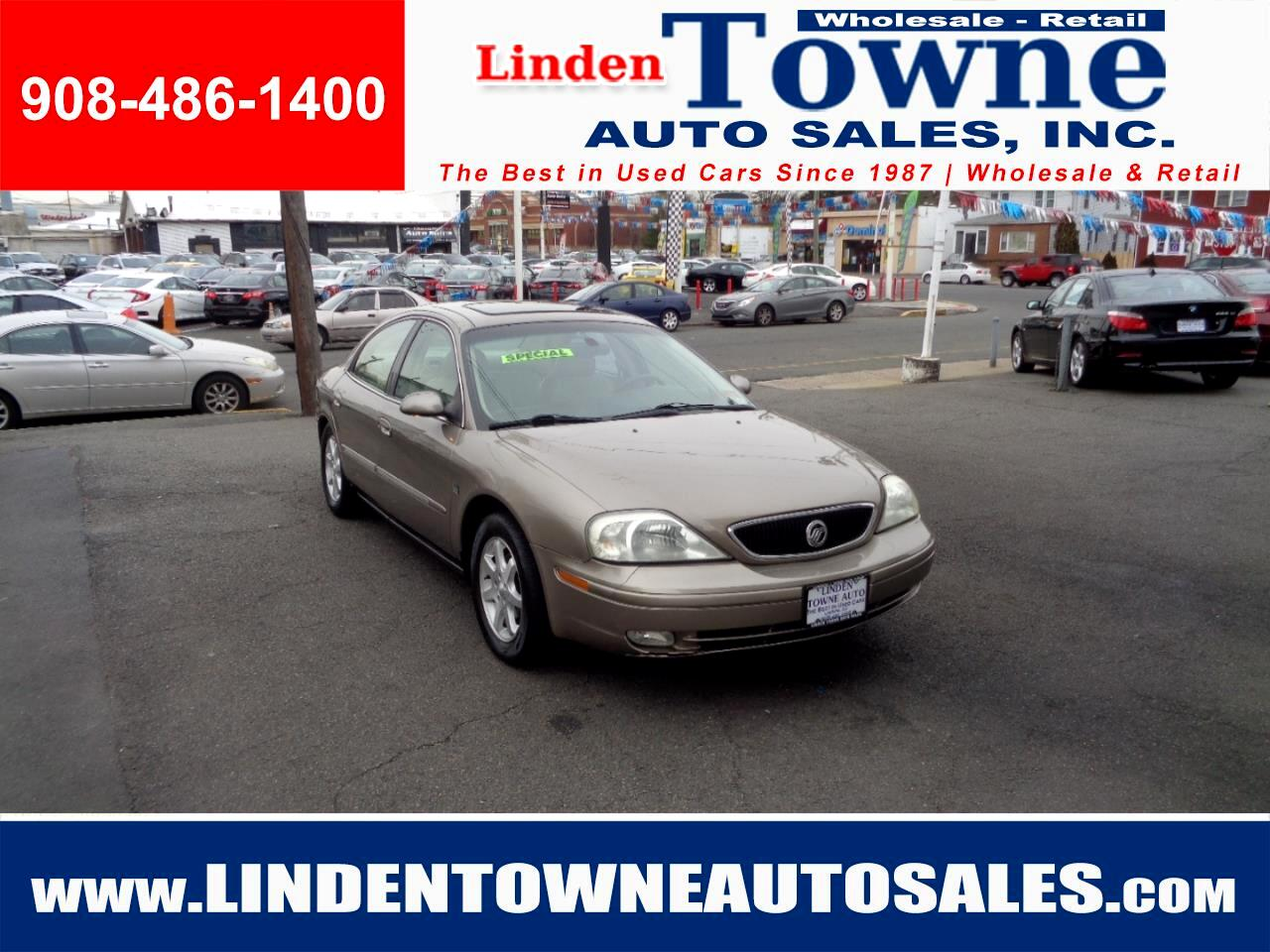 Mercury Sable LS Premium 2002