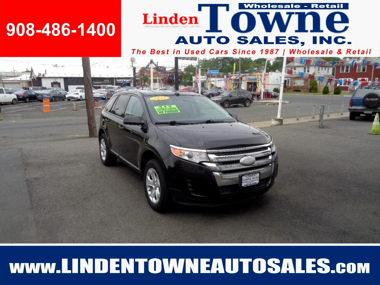 Ford Edge SE AWD 2012