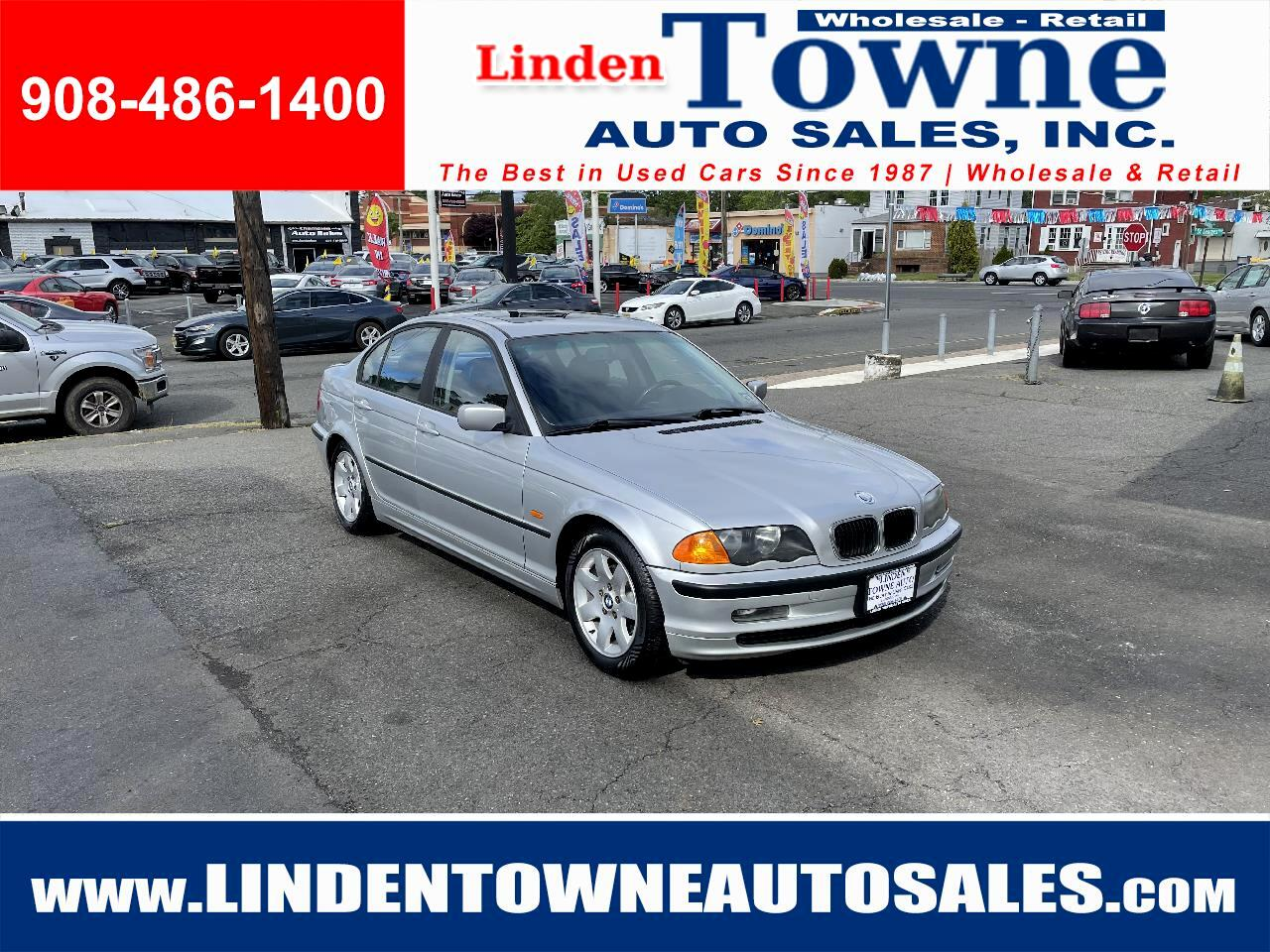 BMW 3-Series 323i 2000