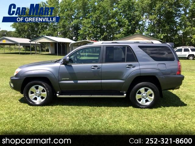 2003 Toyota 4Runner Limited 2WD