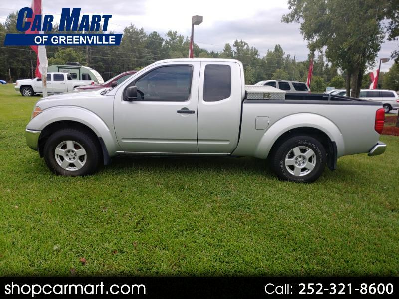 Nissan Frontier SE King Cab 4WD 2005