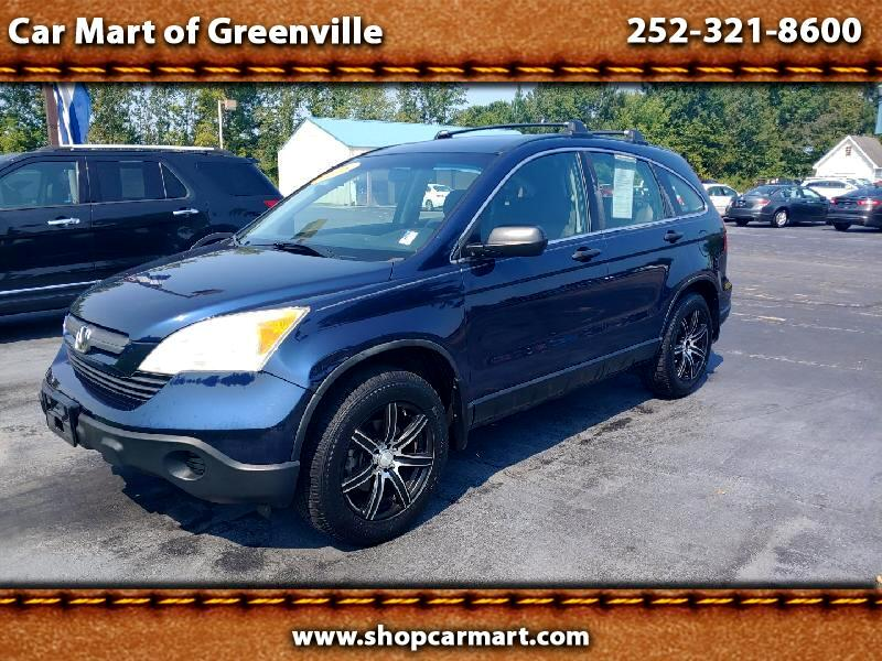 used 2008 honda cr v lx 2wd at for sale in greenville nc 27834 car mart of greenville used 2008 honda cr v lx 2wd at for sale