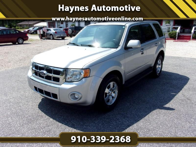 2009 Ford Escape Limited 4WD V6