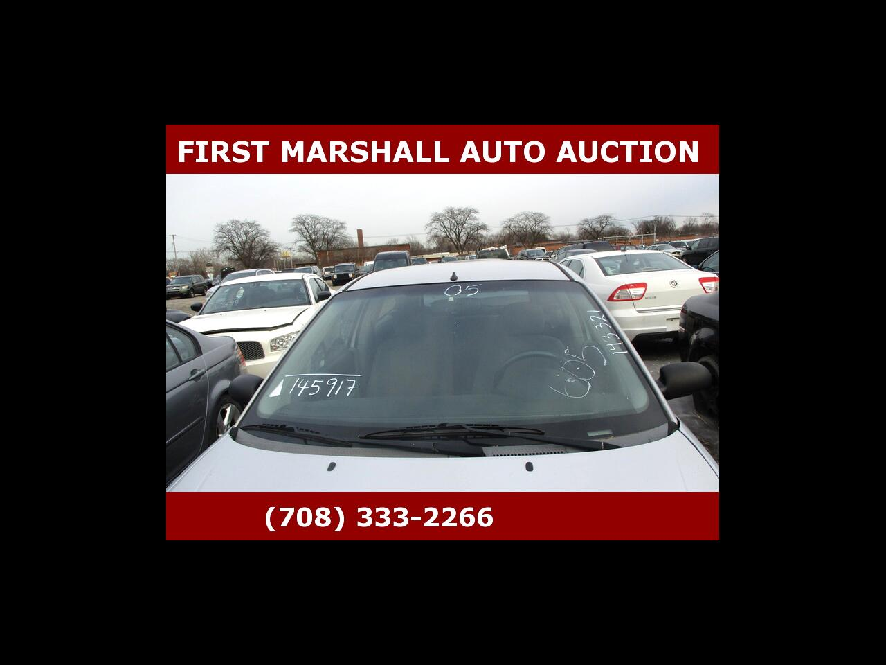 2005 Ford Focus 3dr Cpe ZX3 SES