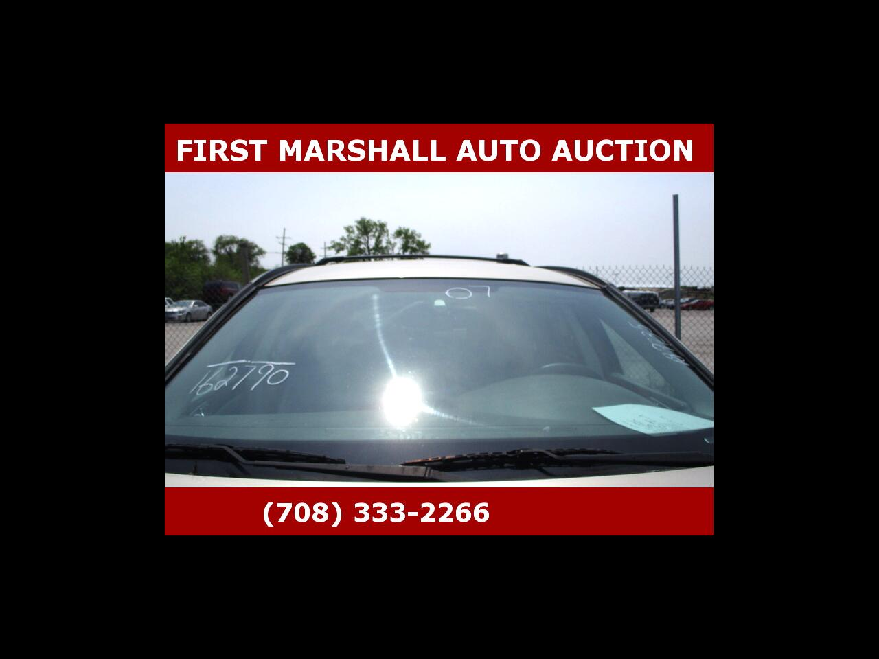 2007 Chrysler Pacifica 4dr Wgn Touring FWD