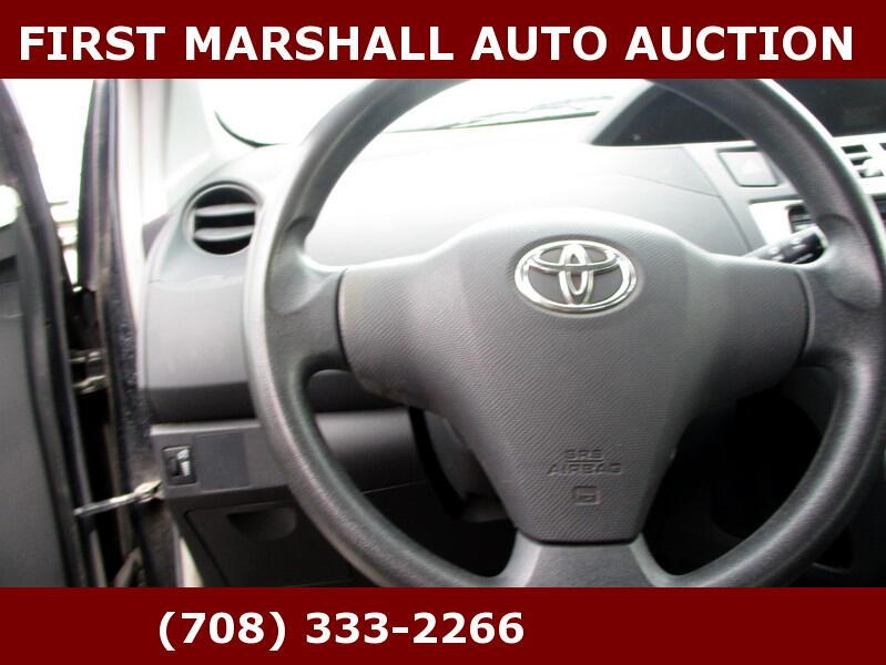 2008 Toyota Yaris 3dr HB Man (Natl)