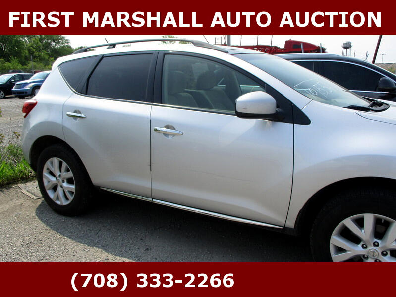 2012 Nissan Murano 2WD 4dr SV