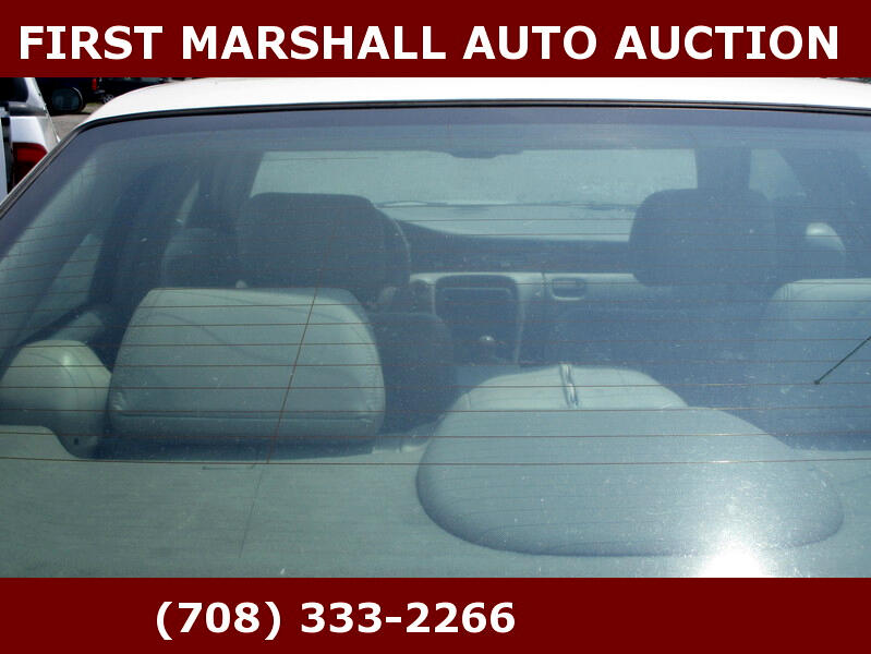 2001 Cadillac Seville 4dr Touring Sdn STS