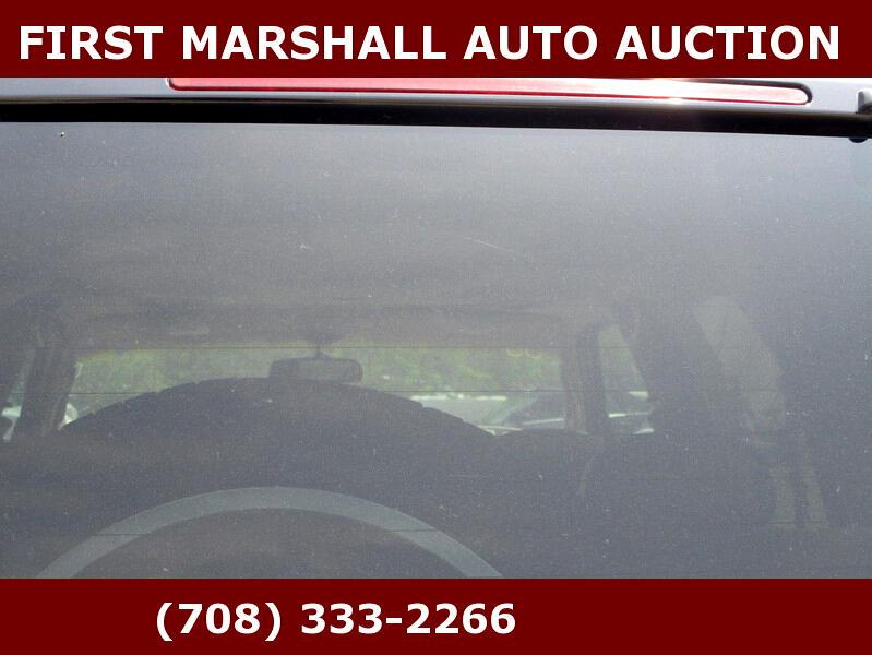 2001 Lincoln Navigator 4WD