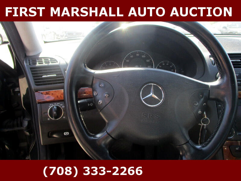 2005 Mercedes-Benz E-Class 4dr Sdn 3.2L *Ltd Avail*