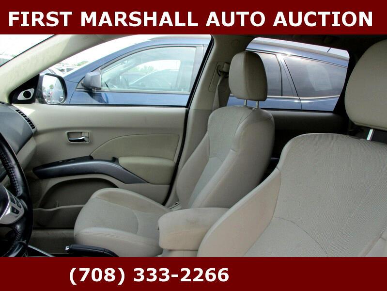 2009 Mitsubishi Outlander 4WD 4dr SE