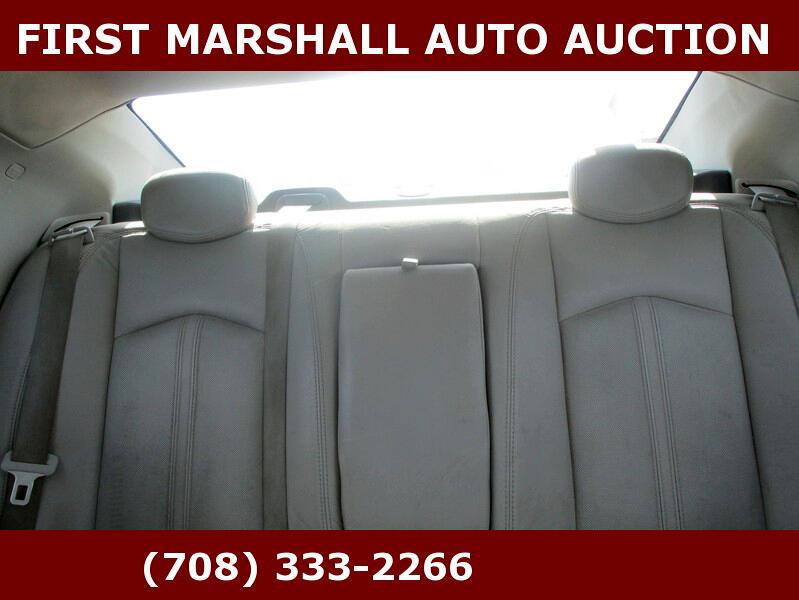 2012 Cadillac CTS Sedan 4dr Sdn 3.0L Luxury RWD