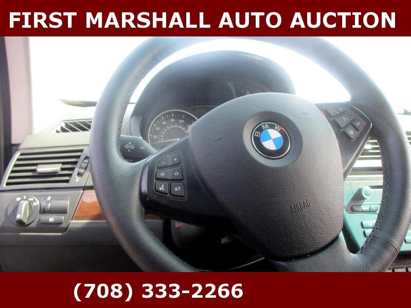 2010 BMW X3 AWD 4dr 30i