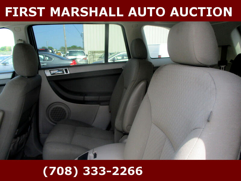 2008 Chrysler Pacifica 4dr Wgn Touring FWD