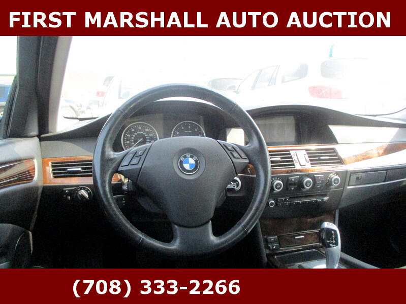 2010 BMW 5 Series 4dr Sdn 535i xDrive AWD