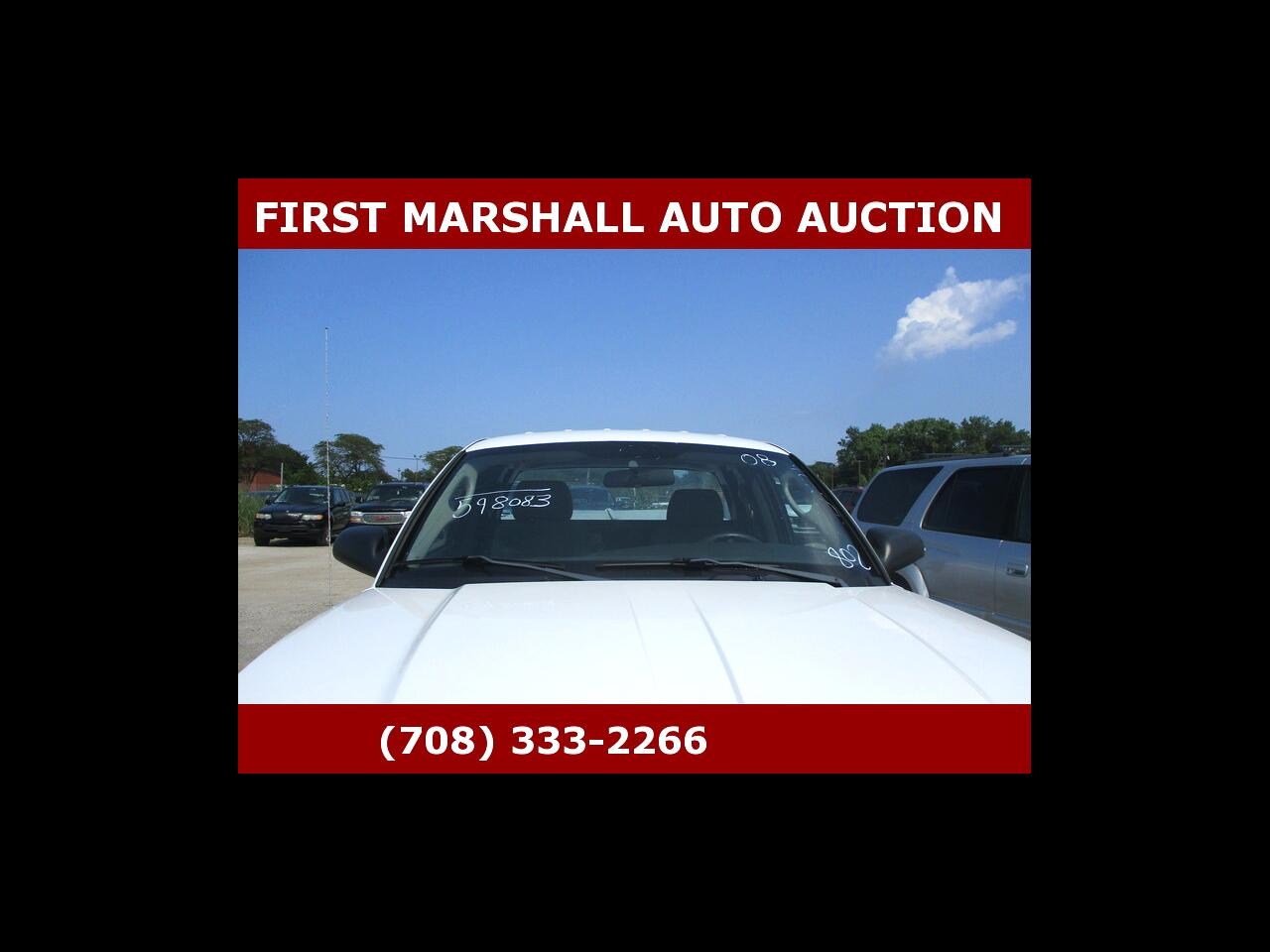 2008 Dodge Dakota 2WD Ext Cab ST