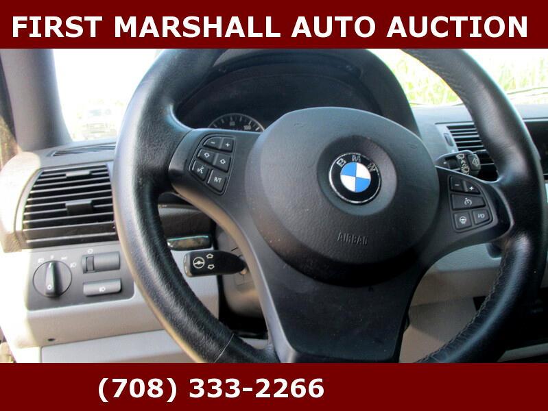 2006 BMW X5 X5 4dr AWD 4.4i