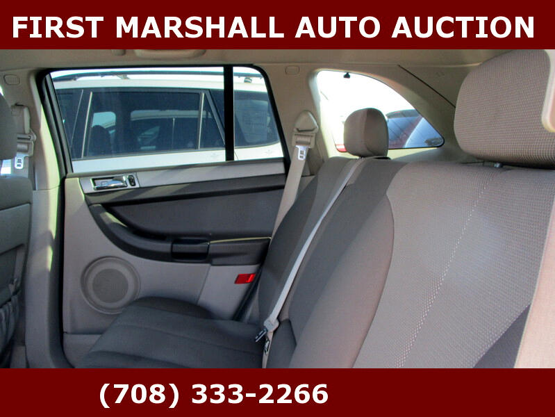Chrysler Pacifica 4dr Wgn FWD 2006