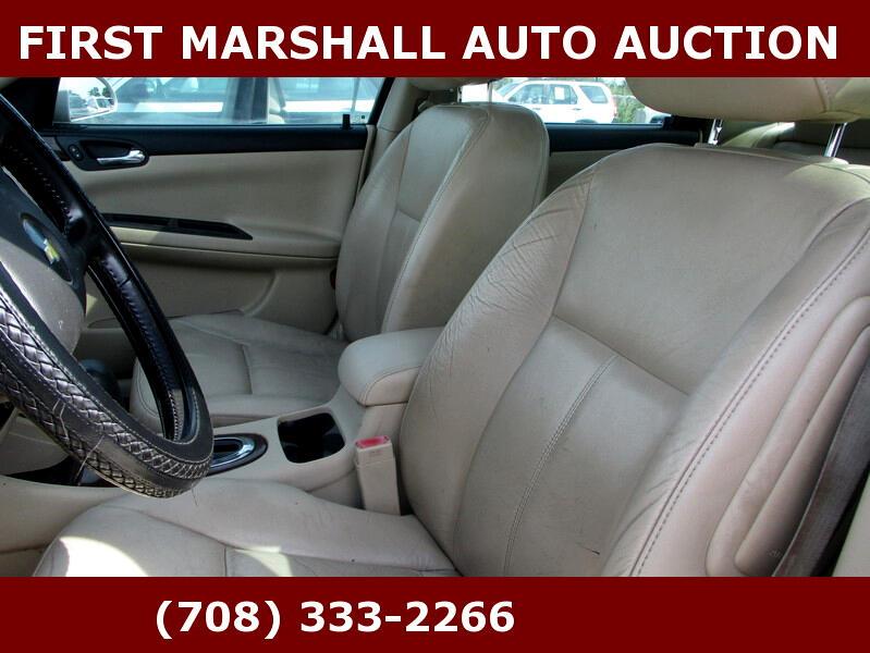 2010 Chevrolet Impala 4dr Sdn LTZ