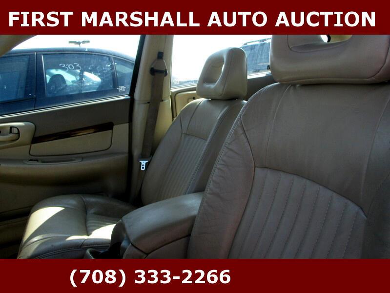 Chevrolet Impala 4dr Sdn LS 2002