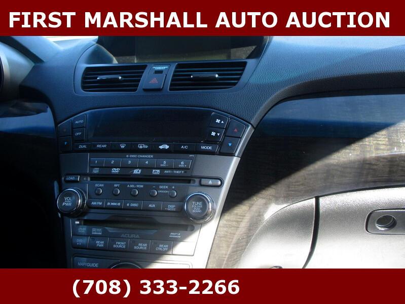2009 Acura MDX AWD 4dr Tech/Entertainment Pkg