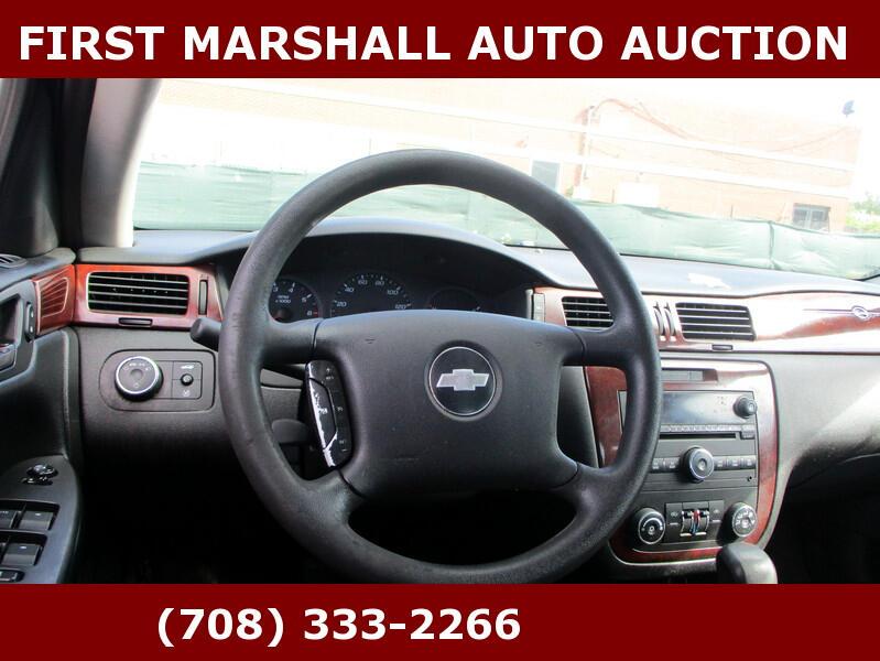 Chevrolet Impala 4dr Sdn LS 2009