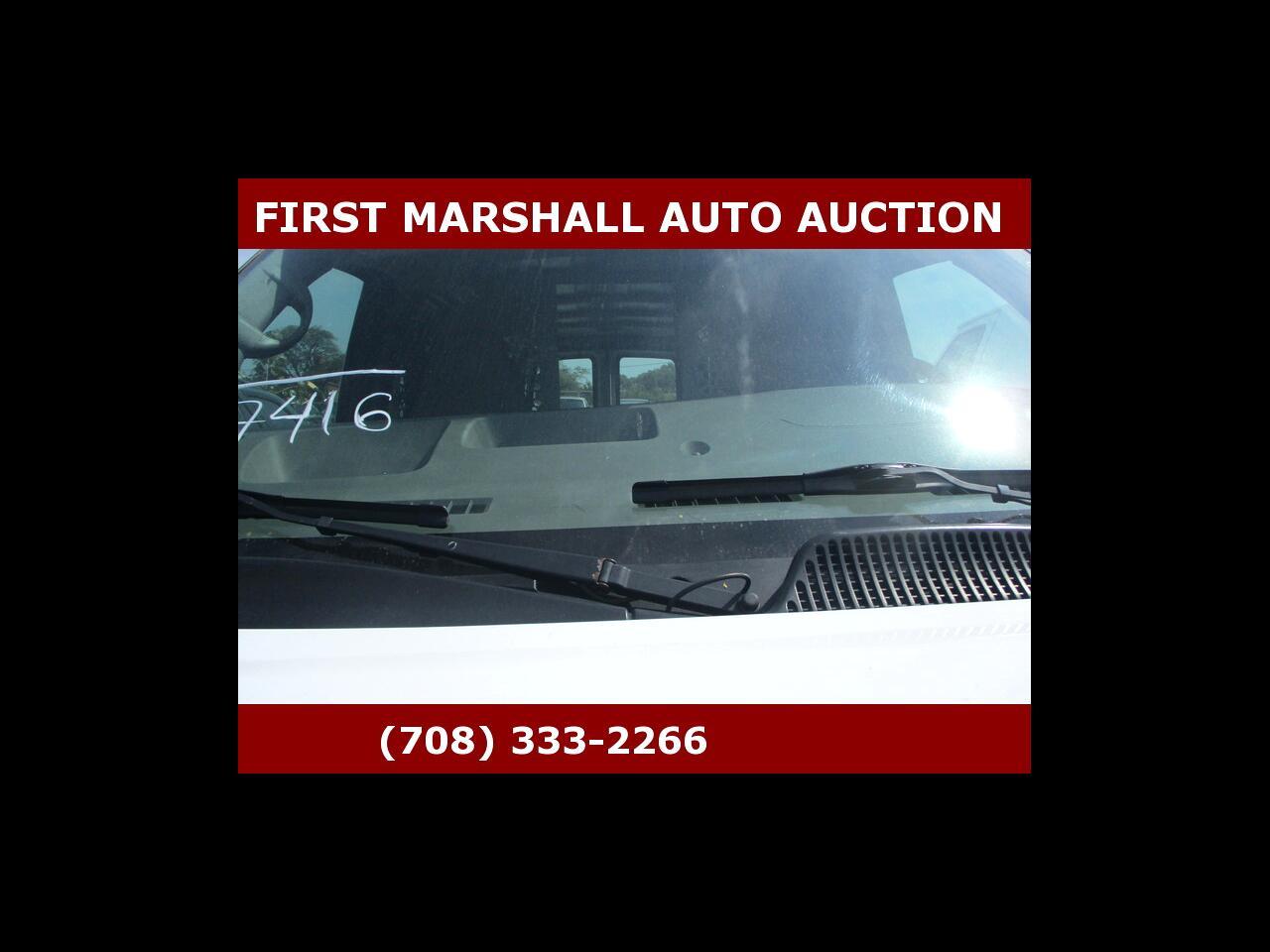 """2008 Chevrolet Express Cargo Van RWD 3500 155"""""""