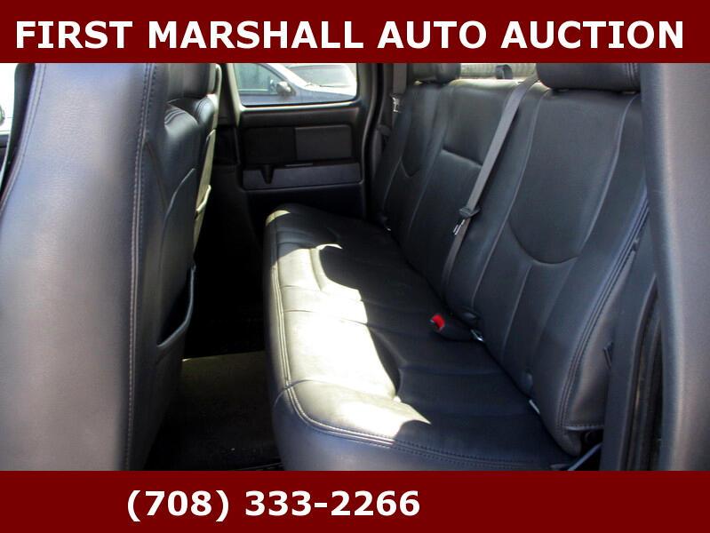 "Chevrolet Silverado 1500 Classic 4WD Ext Cab 143.5"" LT3 2007"