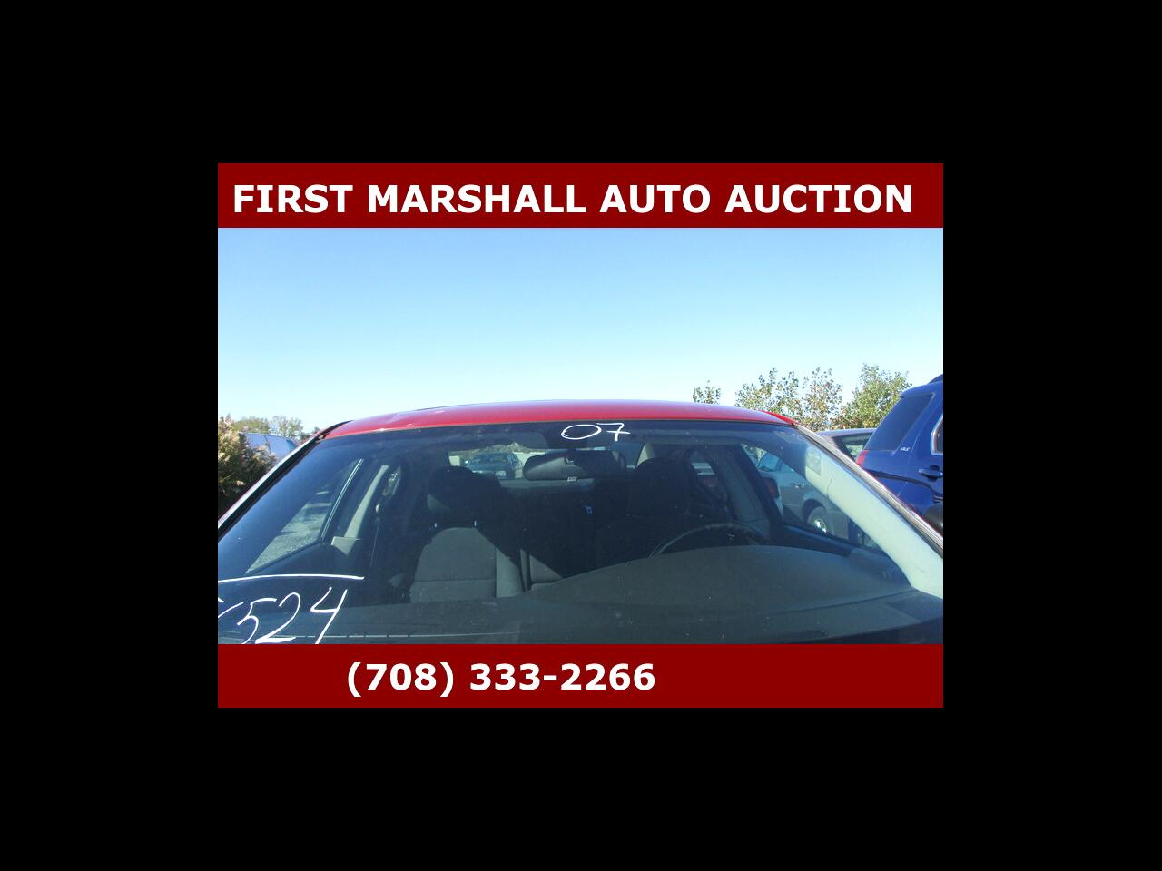 2007 Dodge Charger 4dr Sdn 5-Spd Auto RWD