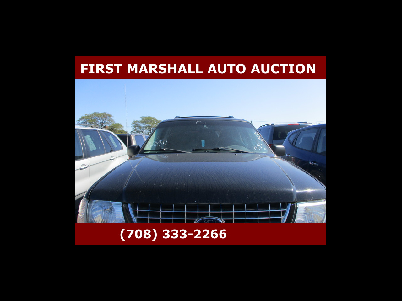 "Ford Explorer 4dr 114"" WB 4.6L Limited 4WD 2005"