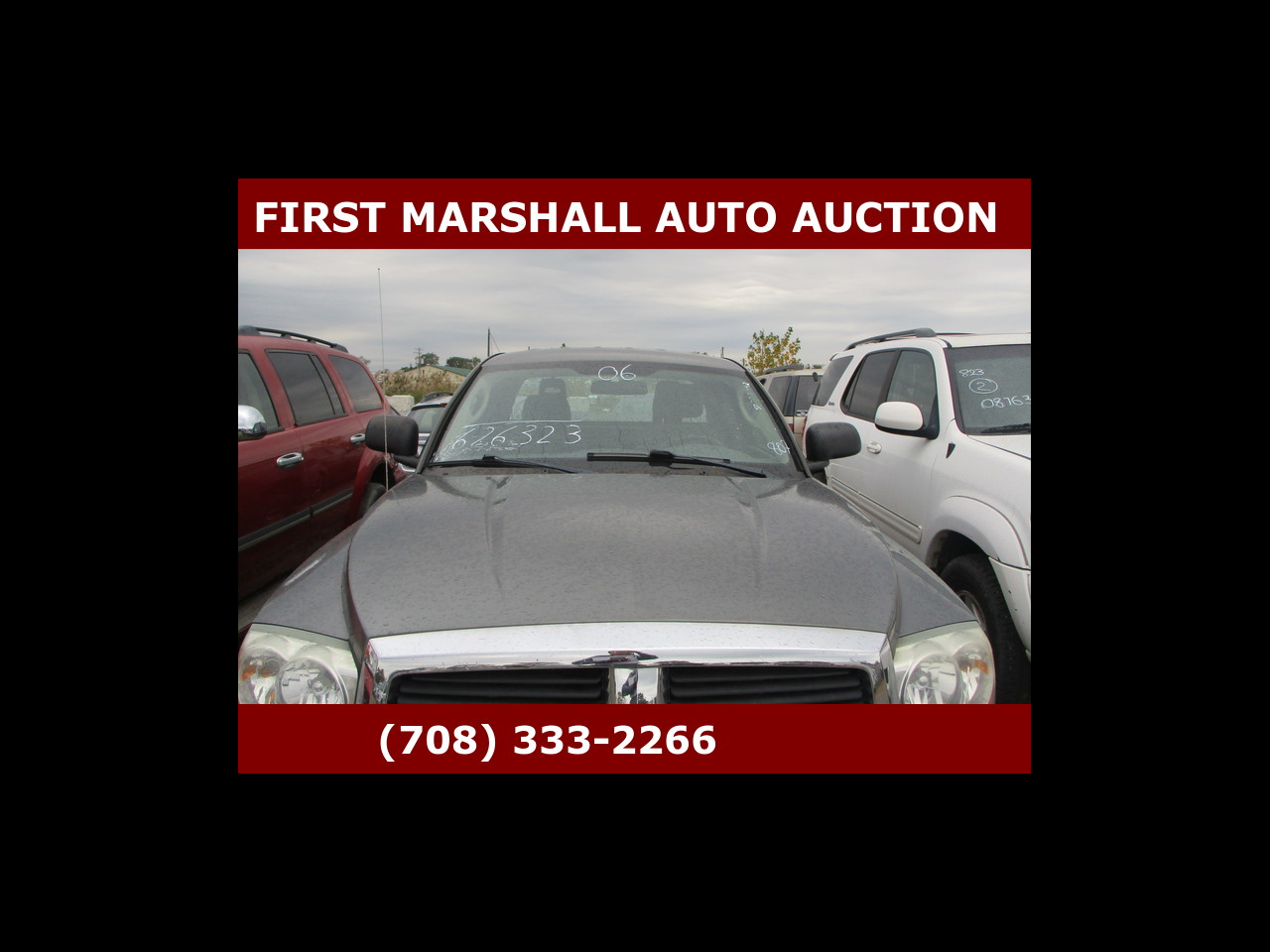 2006 Dodge Dakota 2dr Club Cab 131 ST