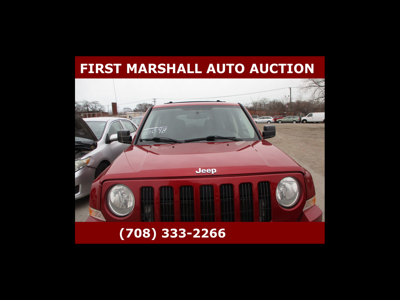 Jeep Patriot FWD 4dr Sport 2009