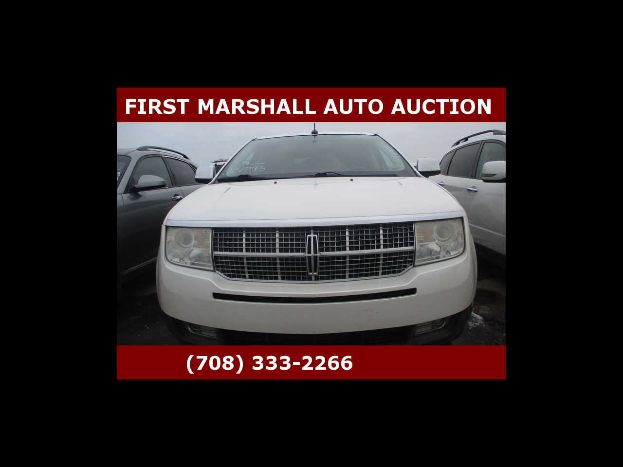 Used Lincoln Mkx Harvey Il