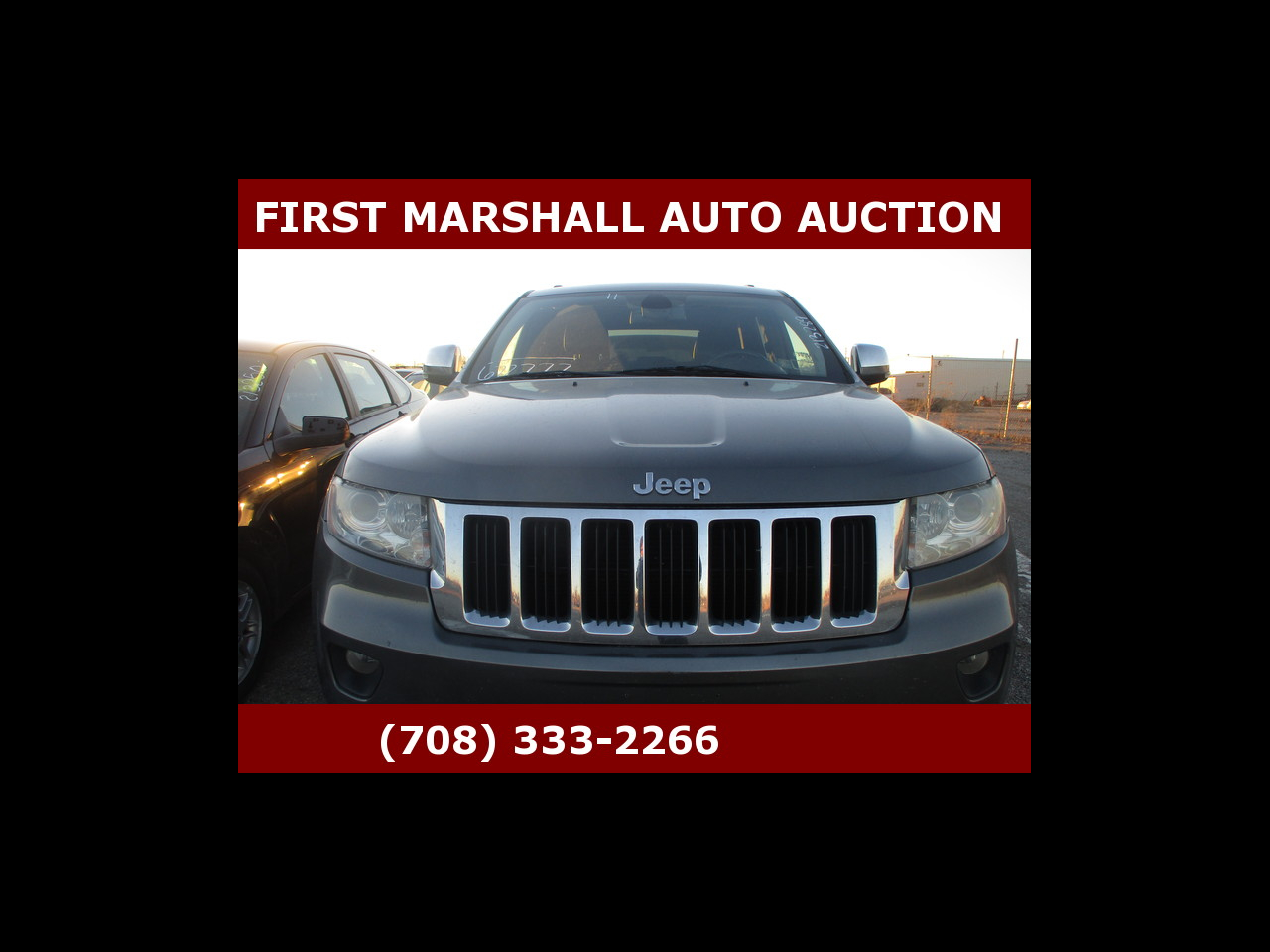 Jeep Grand Cherokee 4WD 4dr Limited 2011