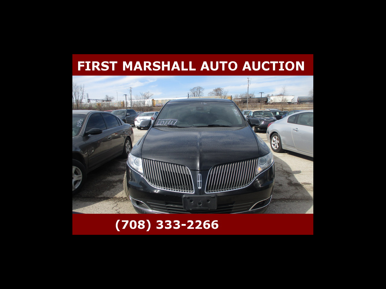 Lincoln MKT 4dr Wgn 3.7L AWD w/Livery Pkg 2016