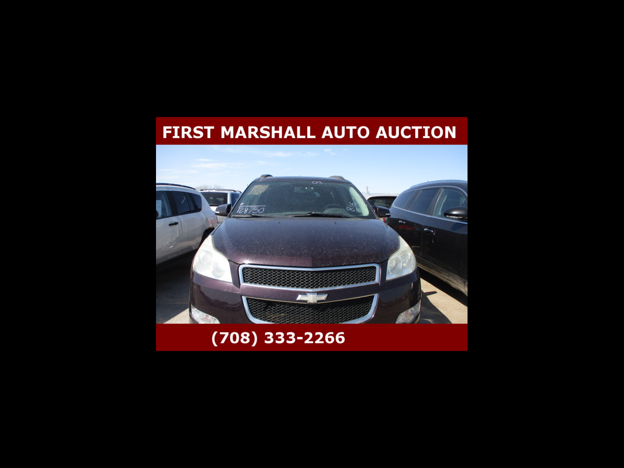Used Chevrolet Traverse Harvey Il