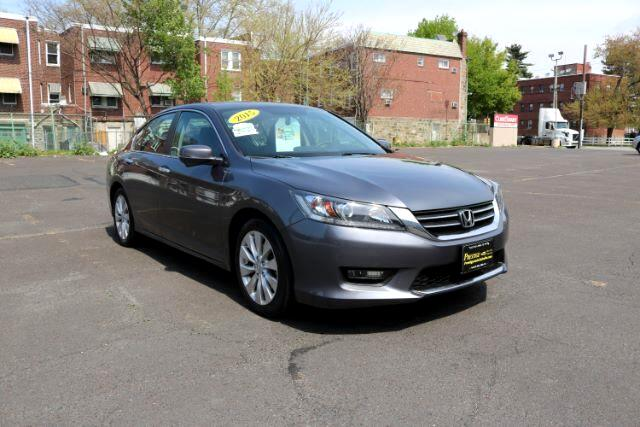 Honda Accord EX Sedan CVT 2015