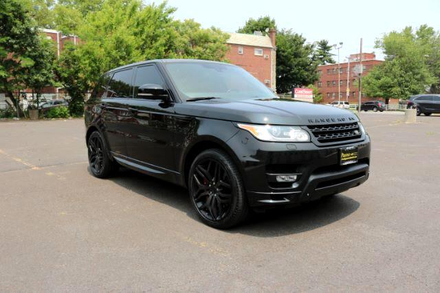 2014 Land Rover Range Rover Sport 5.0L V8 Supercharged Autobiography