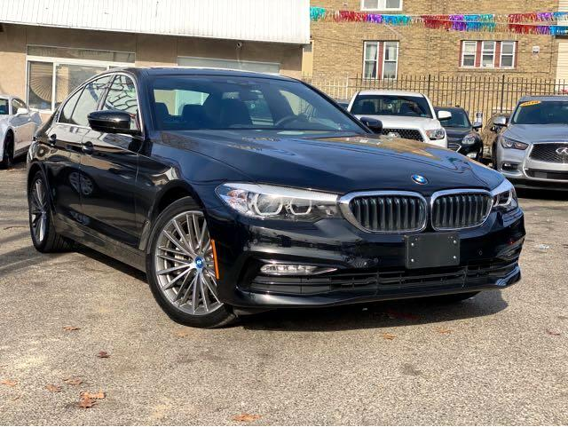 BMW 5-Series 530e xDrive iPerformance 2018
