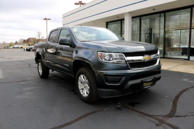 Chevrolet Colorado LT Crew Cab 4WD Short Box 2019