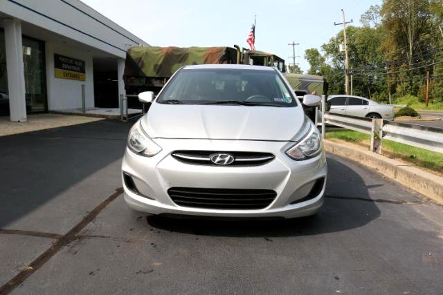 Hyundai Accent GS 5-Door 6A 2015