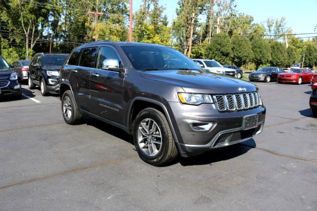 Jeep Grand Cherokee Limited 4WD 2017