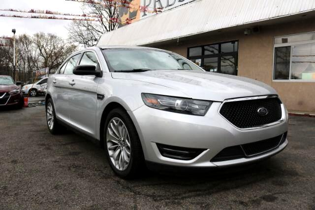used 2016 ford taurus sho awd for sale in philadelphia pa 19124 prestige auto sales inc. Black Bedroom Furniture Sets. Home Design Ideas