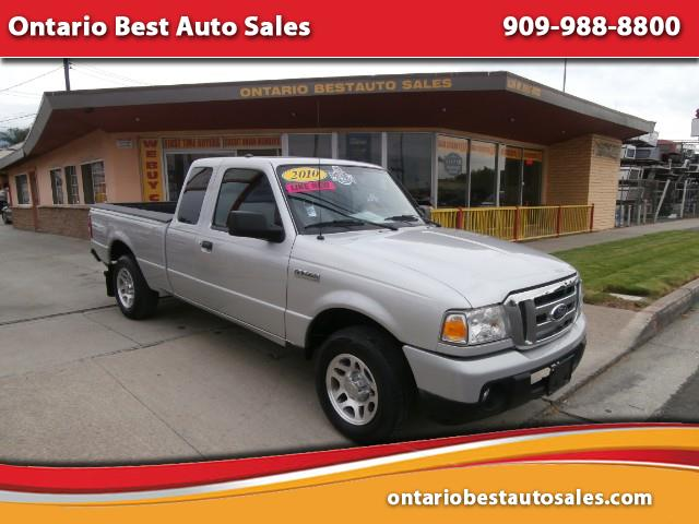 2010 Ford Ranger Sport SuperCab 4-Door 2WD