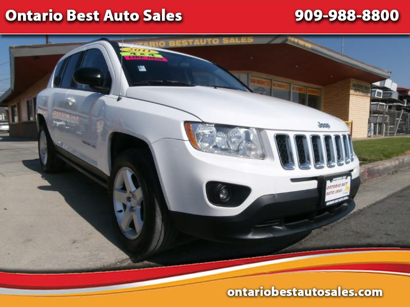 2011 Jeep Compass Latitude 4x4