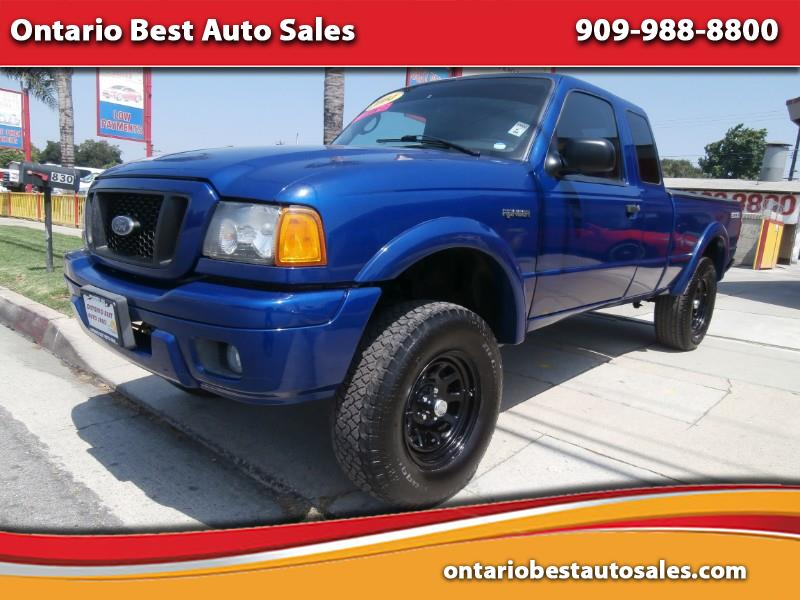 2004 Ford Ranger Edge SuperCab 2WD