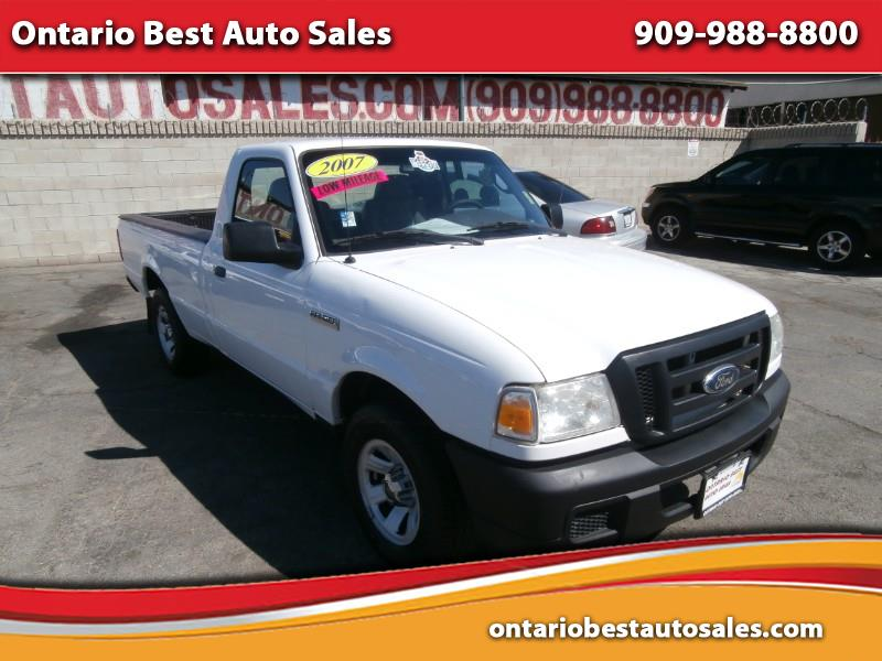 2007 Ford Ranger XL 2WD