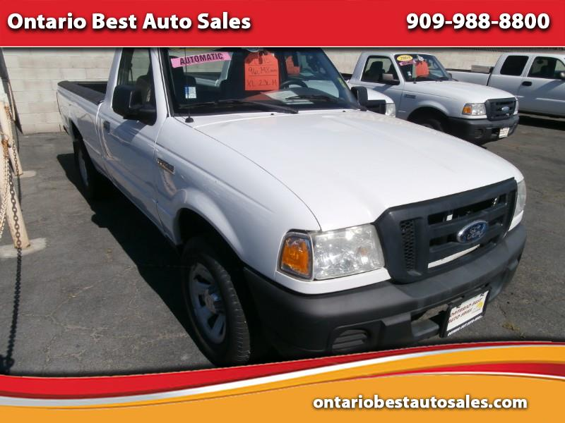 Ford Ranger XL Reg. Cab Long Bed 2WD 2008