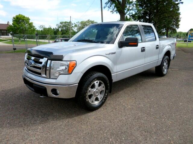 2009 Ford F-150 XLT SuperCrew 6.5-ft. Bed 4WD